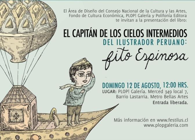 Festival Internacional de la Ilustración Festilus 2012