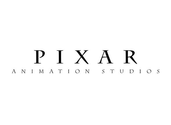 Los logotipos de las películas de Pixar