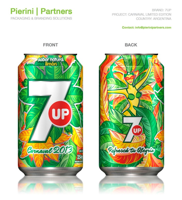 7up por Pierini
