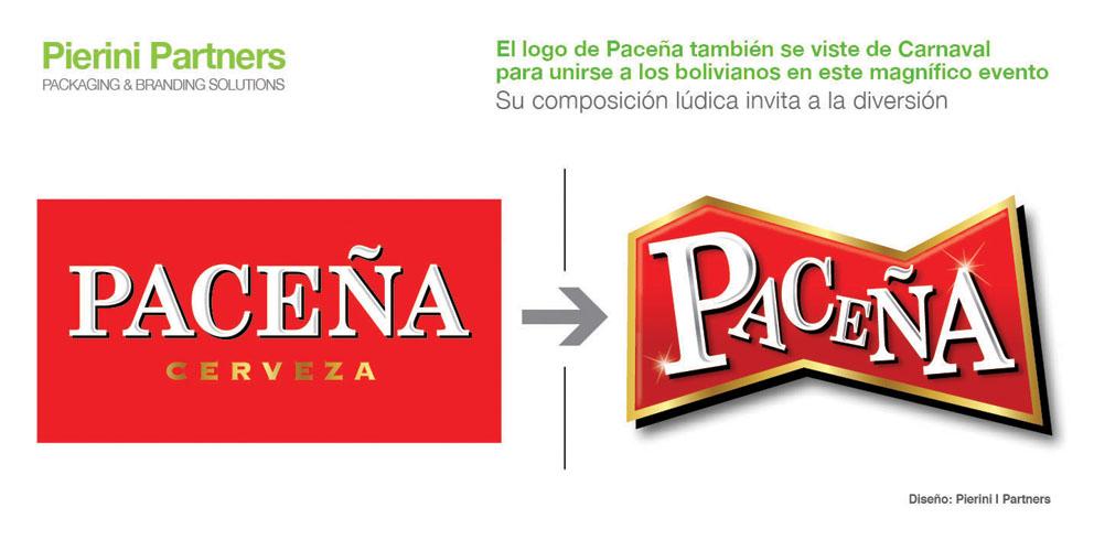 Logo Paceña Carnaval