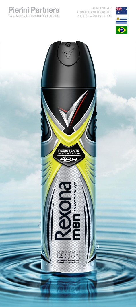 Rexona Aquashield Water