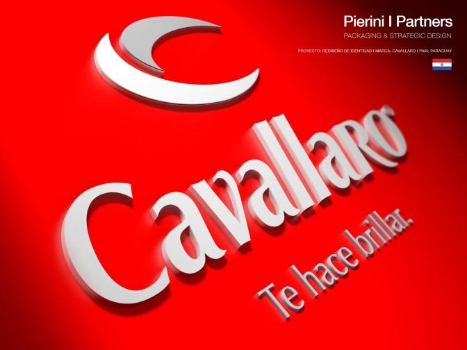 Pierini Partners rediseña identidad de jabones Cavallaro