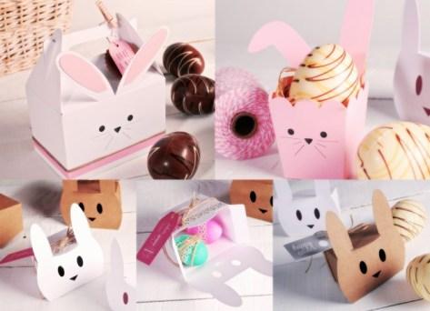 Cajas Huevos Pascua Selfpackaging Packateca