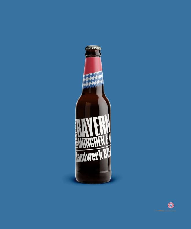 Cerveza Bayern de München