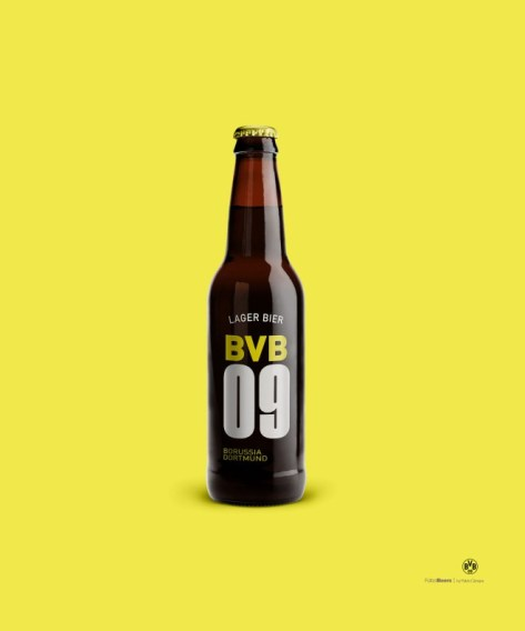 Cerveza borussia dortmund